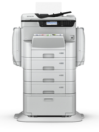 Image of Epson Workforce Pro WFC869 RD3TWFC