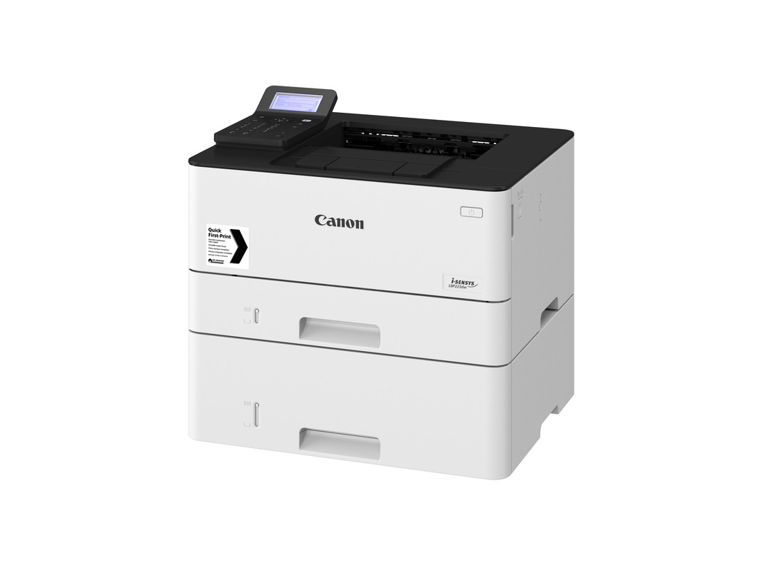 Canon i-SENSYS LBP228x printer available ot lease or purchase.