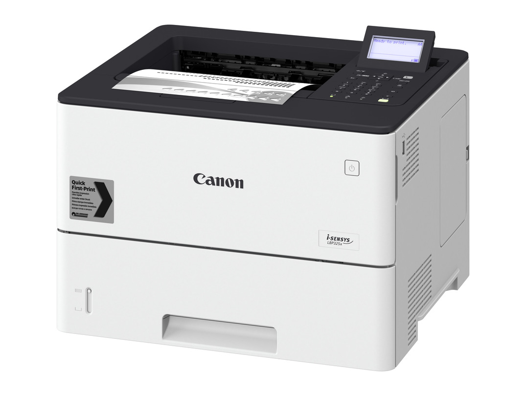 Canon i-SENSYS LBP325x printer available ot lease or purchase.
