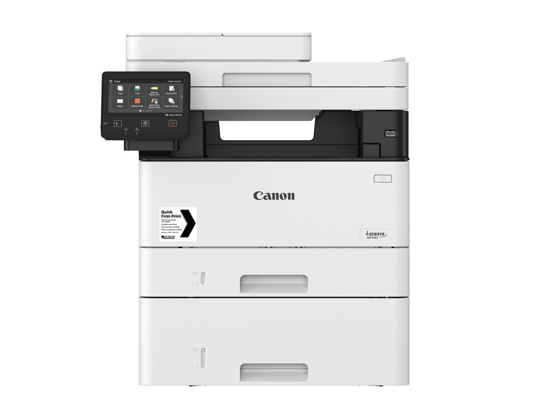 Canon i-SENSYS MF449x printer available ot lease or purchase.