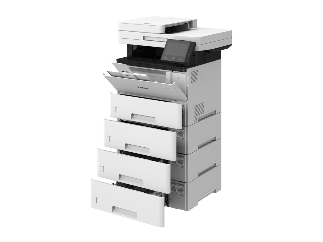 Canon i-SENSYS MF543x printer available ot lease or purchase.