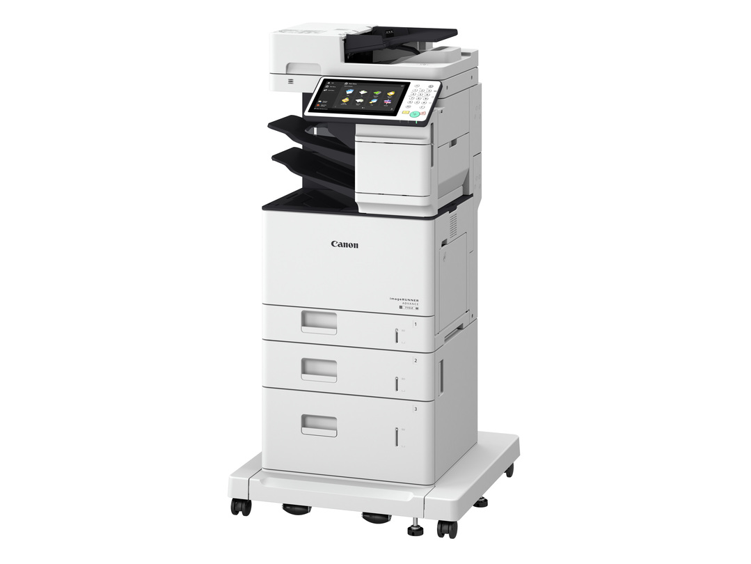 Canon imageRUNNER ADVANCE 715iZ III printer available ot lease or purchase.
