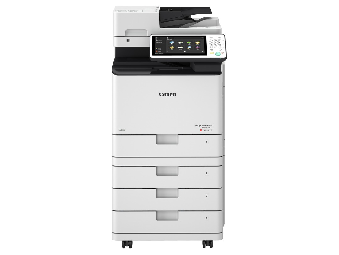 Canon imageRUNNER ADVANCE C356i printer available ot lease or purchase.