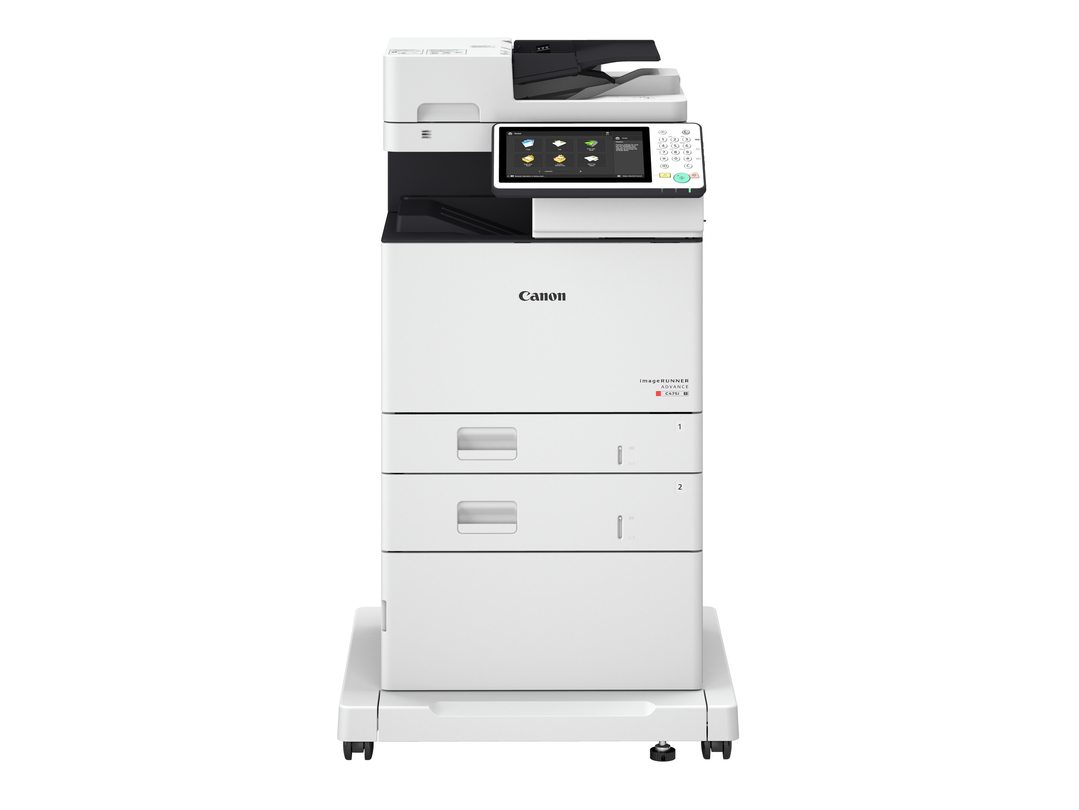 Canon imageRUNNER ADVANCE C475iZ printer available ot lease or purchase.