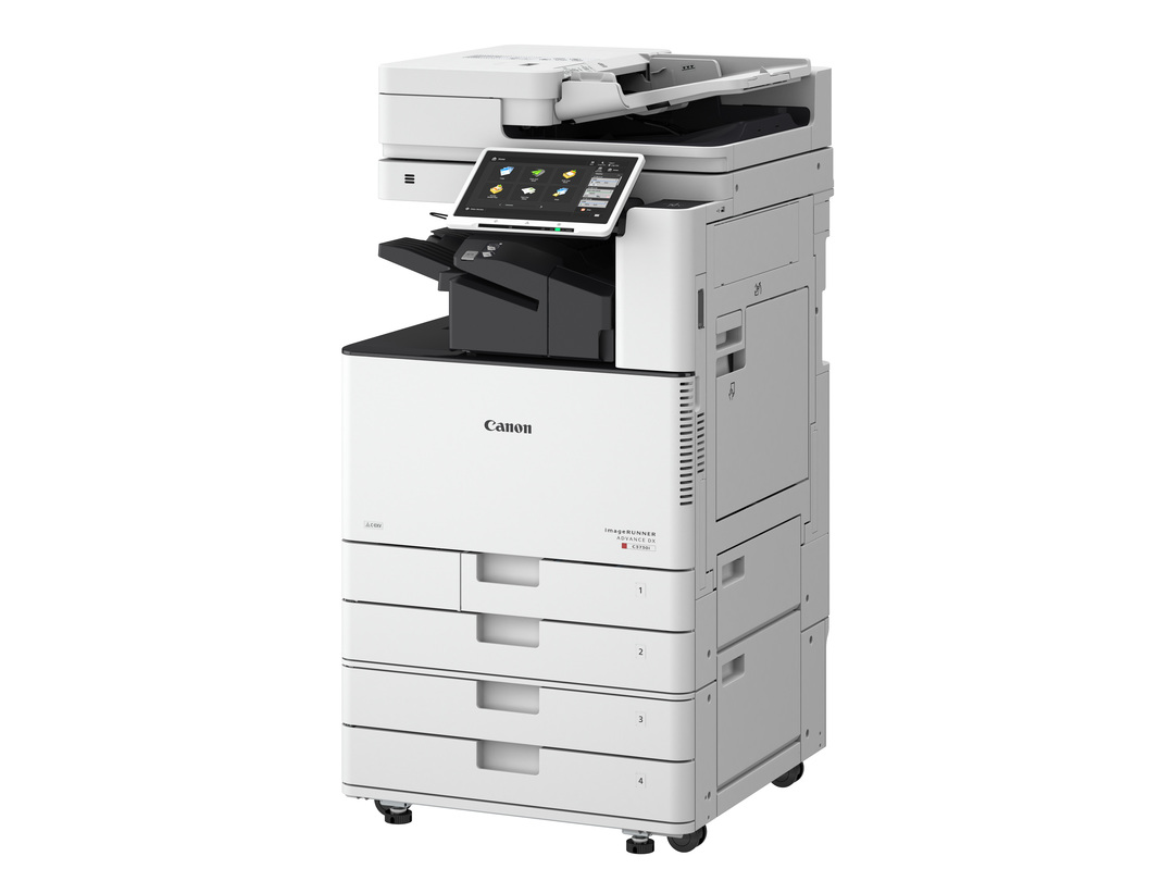 Canon imageRUNNER ADVANCE DX C3725i printer available ot lease or purchase.