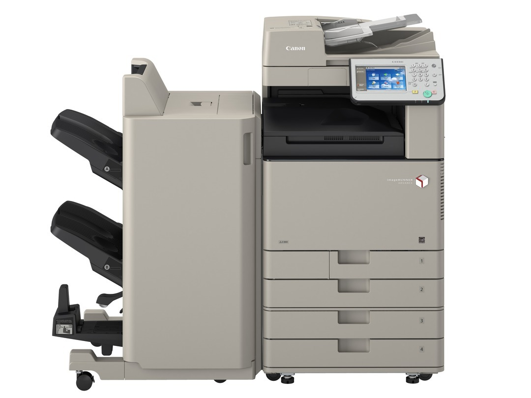 Canon iRAC3320i printer available ot lease or purchase.