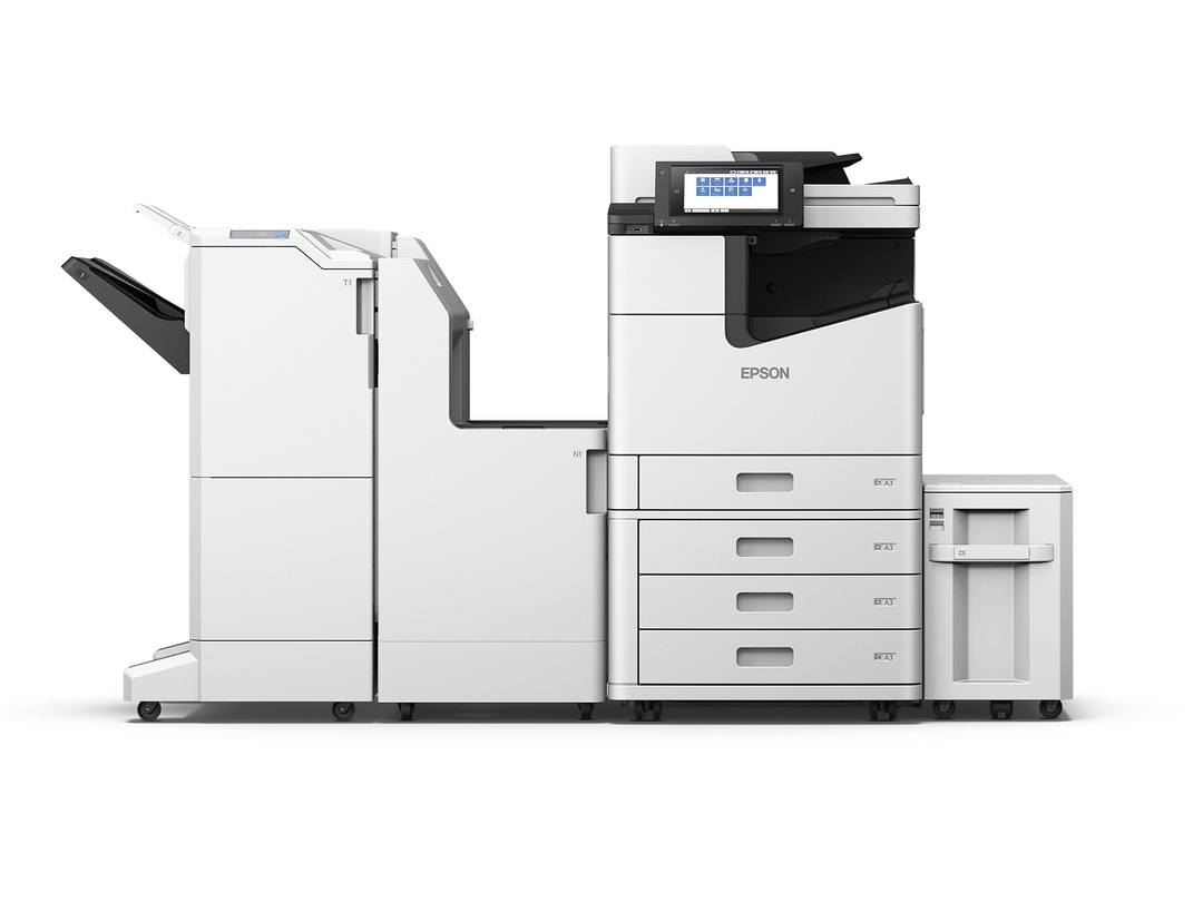 Epson Workforce Enterprise WFC17590 D4TWF printer available ot lease or purchase.