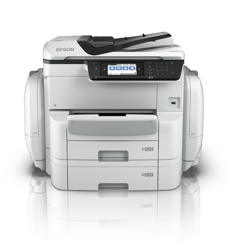 Epson Workforce Pro WFC869 RDTWF printer available ot lease or purchase.
