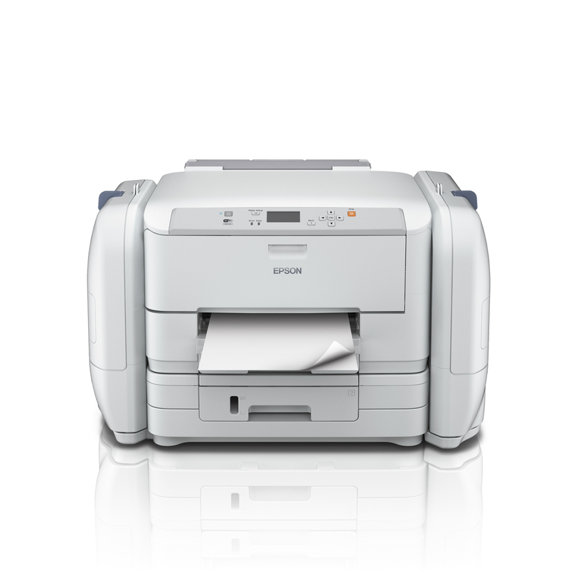 Epson WorkForce Pro WFR5190DTW printer available ot lease or purchase.