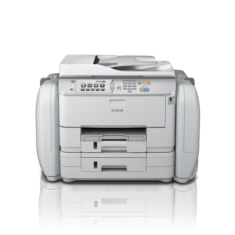 Epson Workforce Pro WFR5690DTWF printer available ot lease or purchase.