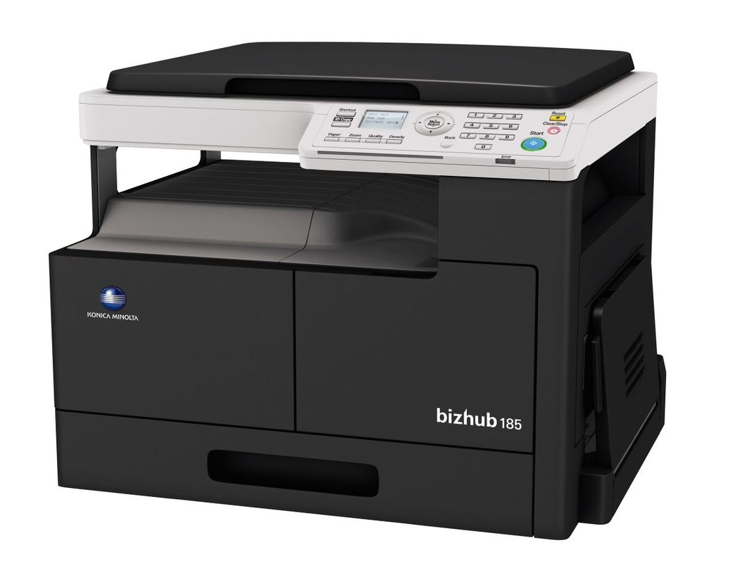 Konica Minolta Bizhub 185 printer available ot lease or purchase.