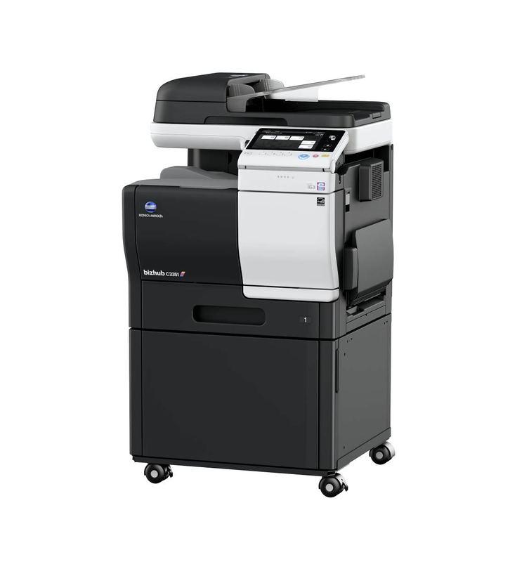 Konica Minolta Bizhub C3351 printer available ot lease or purchase.