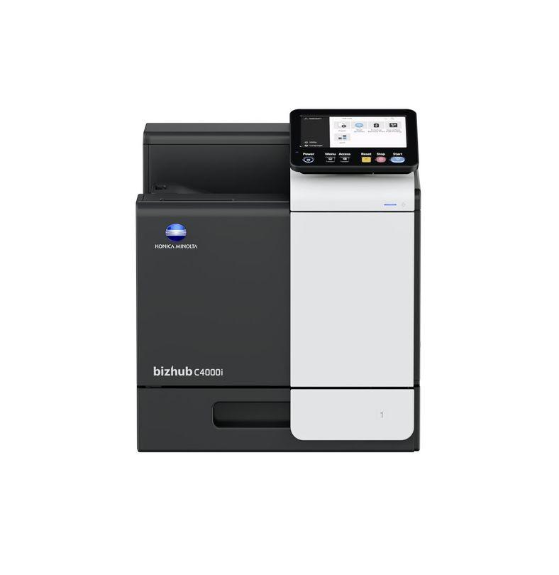Konica Minolta Bizhub C4000i printer available ot lease or purchase.