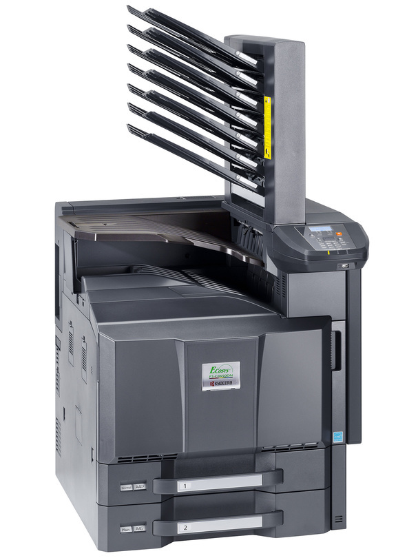 Kyocera ECOSYS FS-C8650DN printer available ot lease or purchase.