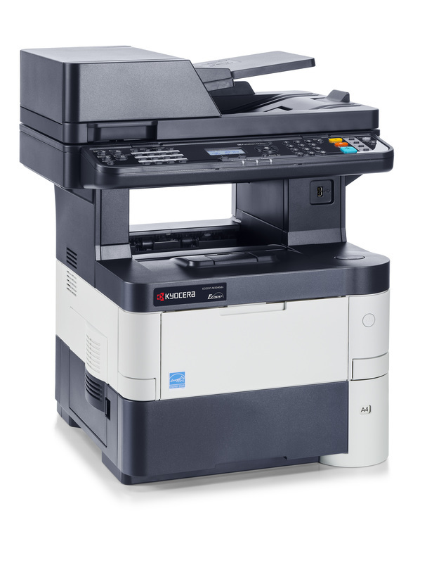 Kyocera ECOSYS M3040dn printer available ot lease or purchase.