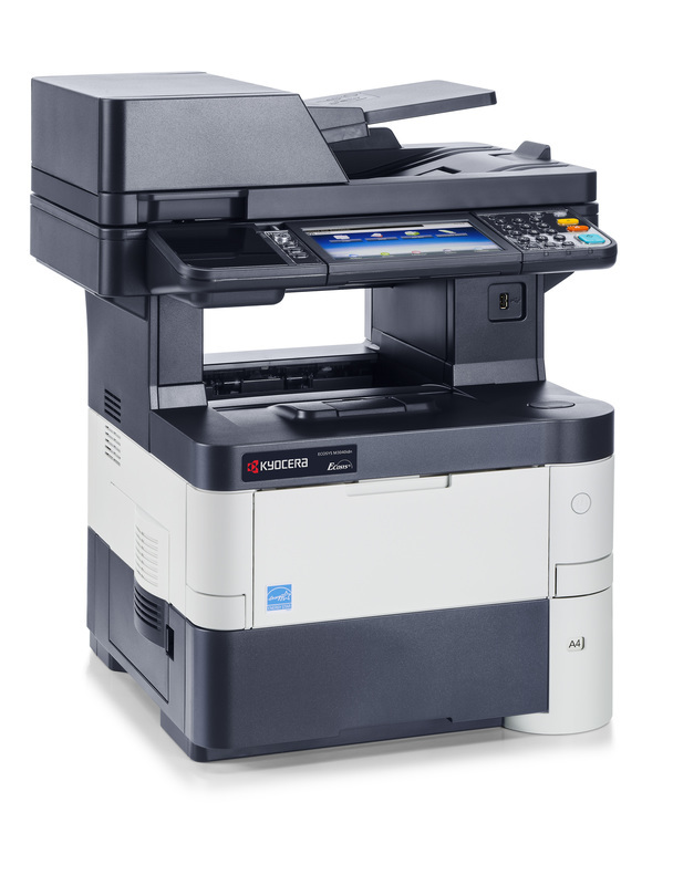 Kyocera ECOSYS M3040idn printer available ot lease or purchase.