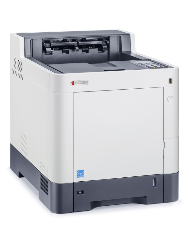 Kyocera ECOSYS P6035cdn printer available ot lease or purchase.