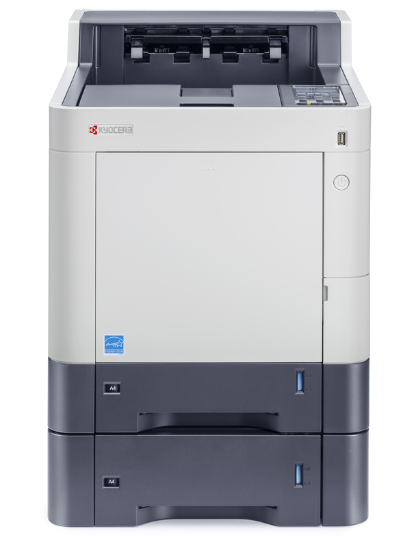Kyocera ECOSYS P7040cdn printer available ot lease or purchase.
