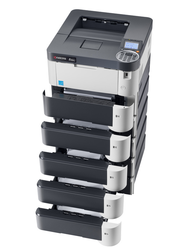 Kyocera FS-2100DN printer available ot lease or purchase.