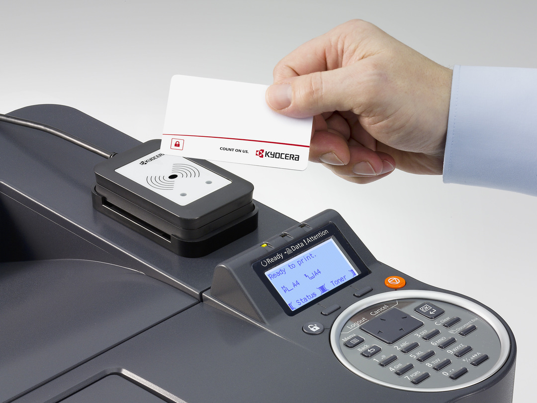 Kyocera FS-4100DN printer available ot lease or purchase.