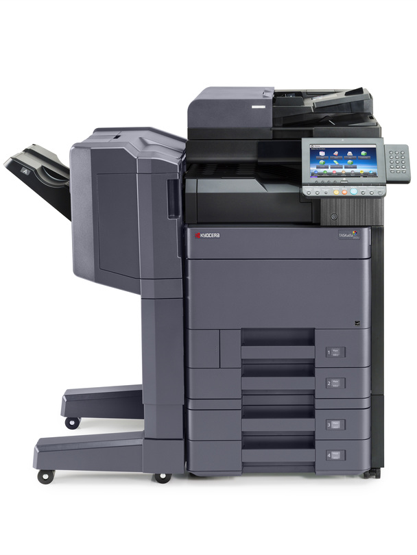 Kyocera Taskalfa 2552ci Printer Available Ot Lease Or
