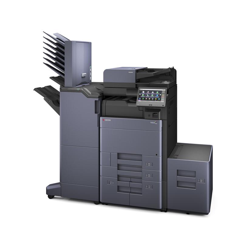 Kyocera TASKalfa 5053ci printer available ot lease or purchase.