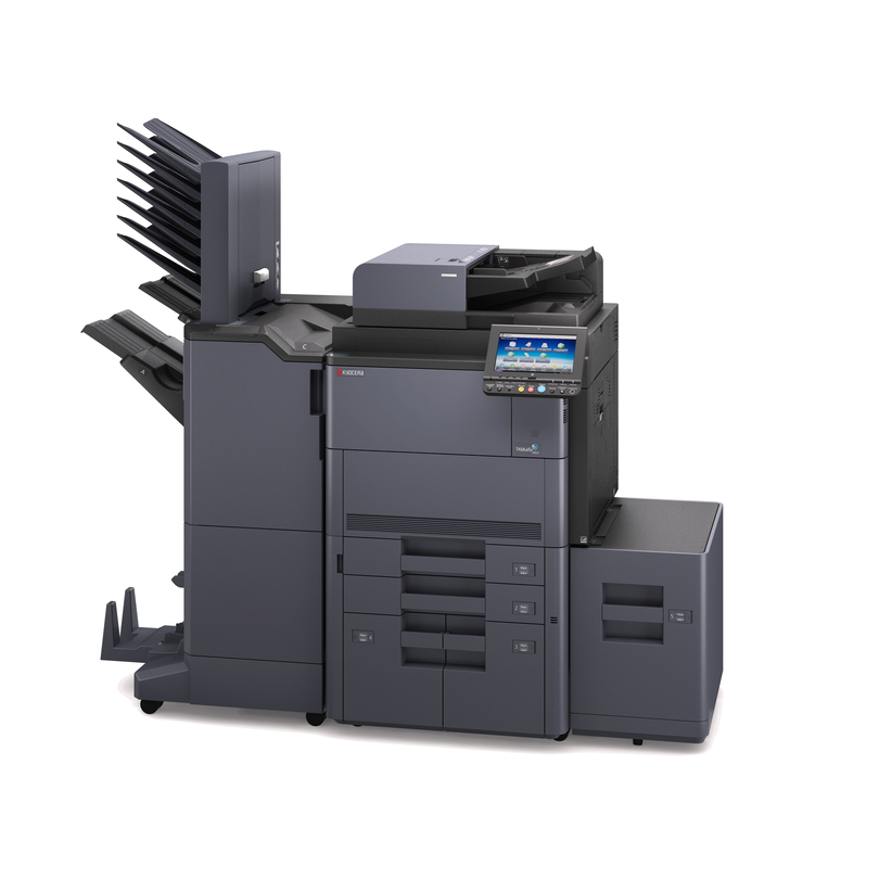Kyocera TASKalfa 8002i printer available ot lease or purchase.