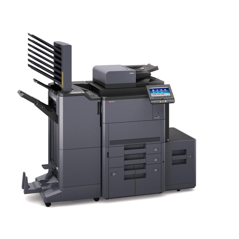 Kyocera TASKalfa 8052ci printer available ot lease or purchase.